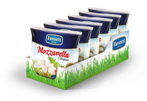 "Сыр мягкий свежий"" Favorit Cheese"" Моцарелла Чельеджина"